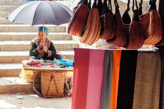 Vietnam | Lao Cai | Bac Ha | Feb. 2014 | by Kaleido