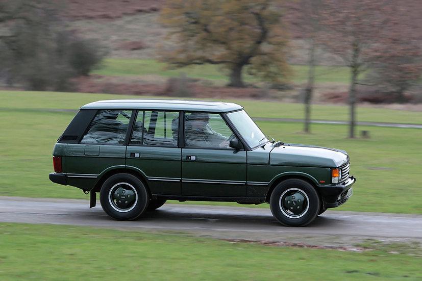 1991 Range Rover Classic 3.9 EFi 'Vogue SE'