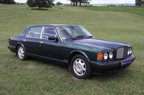 1997 Bentley Turbo 'R' LWB