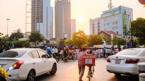 Saigon | Mar. 2017 | by Kaleido