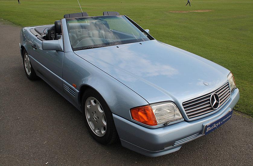 1992 Mercedes Benz 300SL 'R129'