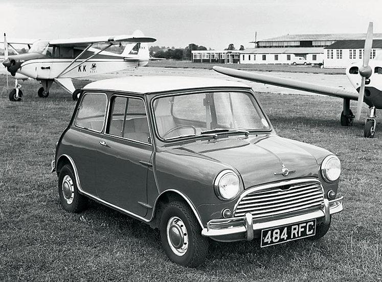 1963 Austin Mini MkI 850 'Super DeLuxe'