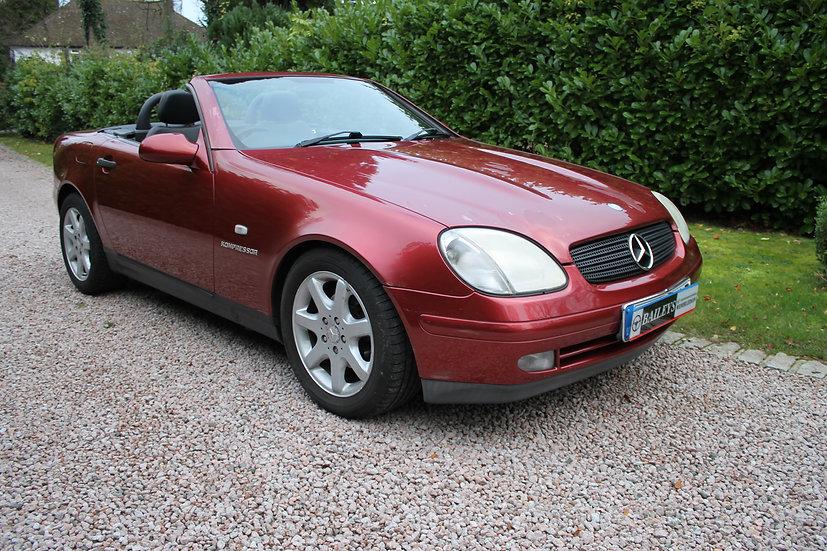 1998 Mercedes Benz SLK 230 Kompressor R170