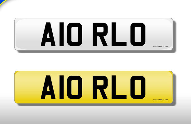 A10 RLO - Cherished Number