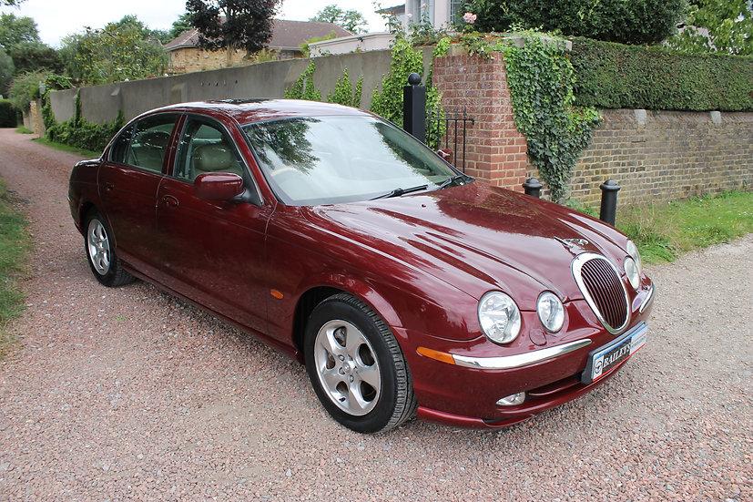 2000 Jaguar S Type 3.0 SE Series I