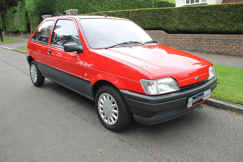 1995 Ford Fiesta MkIII 'Azura' Special Edition