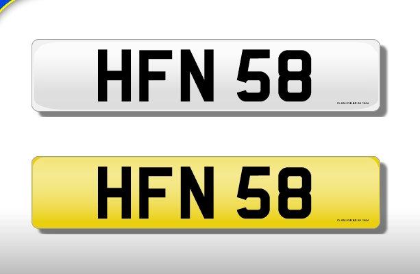 HFN 58 - Cherished Number