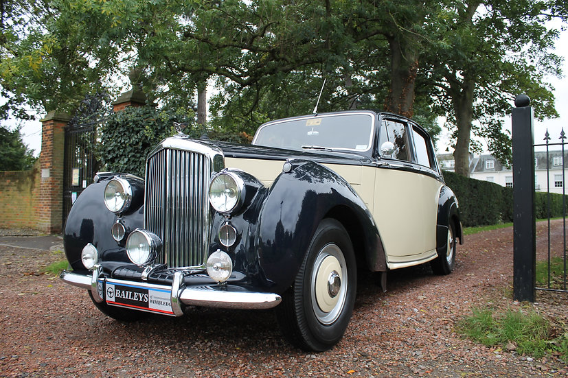 1953 Bentley R - Type Further Photographs