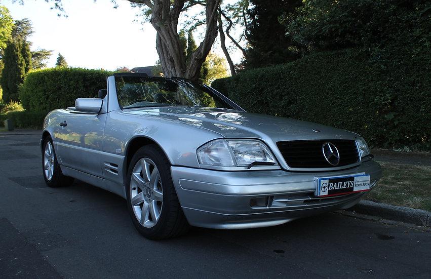 1998 Mercedes Benz SL320 'R129' Automatic