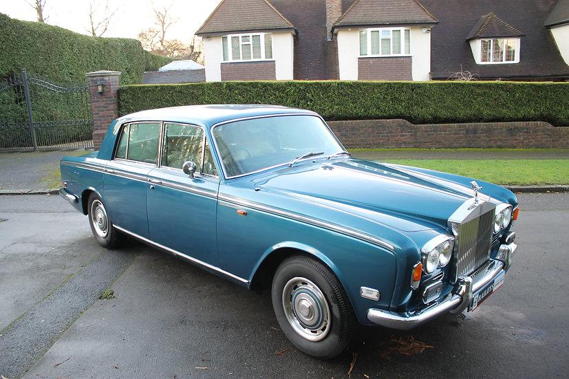 1973 Rolls Royce Silver Shadow I