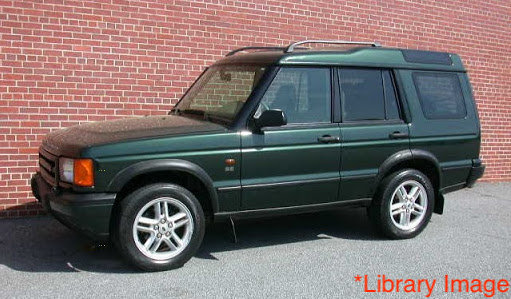 2001 Land Rover Discovery Series II 4.0i V8 'ES'