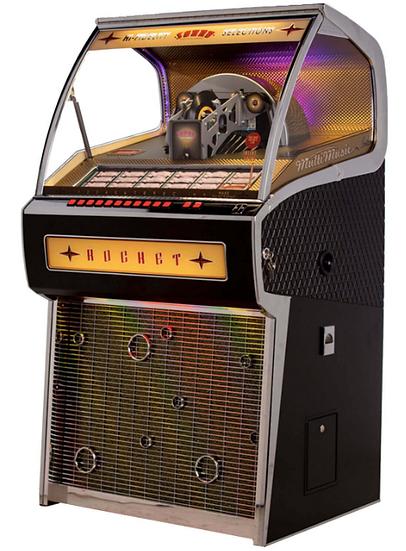 Rocket 88 Jukebox