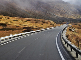 The Journey Through National Highways
