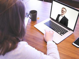 Are you preparing for an online interview? Don't miss these tips.