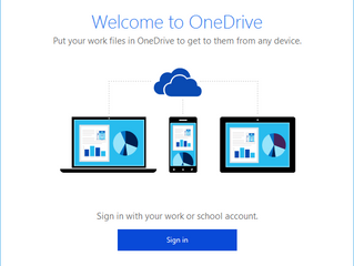 OneDrive For Business Next Generation Sync Client (Version 17) is Finally Here!