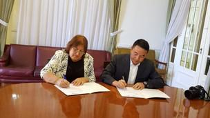 El departamento de Ecología y Medio Ambiente de la Provincia de Sichuan firmó un acuerdo con FAUBA