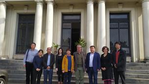 El departamento de Recursos Naturales de la Provincia de Hubei visitó la Facultad de Agricultura