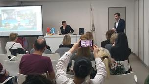 El Consejo Argentino Chino realizó una presentación sobre la República Popular China en la Comuna 13