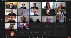 El Consejo realizó una presentación en la Comisión de COMEX de Diputados de la Prov. de Buenos Aires