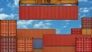 China lucha con la falta de containers para sus exportaciones