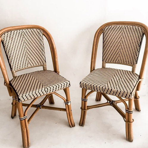 Bistro Chairs ( Pair)