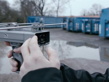 Ultrapassando o ladrão: máquina roubada recuperada com solução de rastreamento confiável