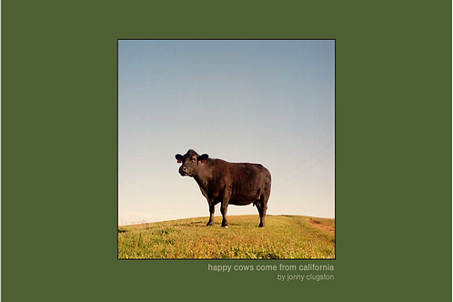 Happy Cows Come From California (2020)