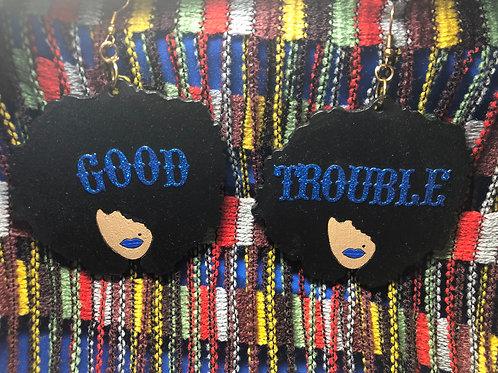 Good Trouble~ Blue (royal kisses)