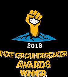 2018 Indie Groundbreak Awards Winner.png