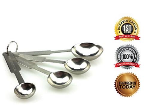 More Cuisine Essentials Measuring Spoons