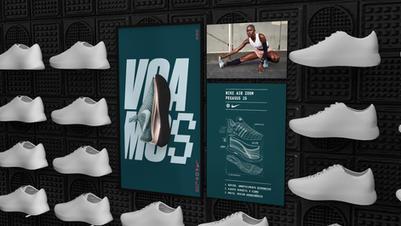 Nike PEgasus 35 - Expositor