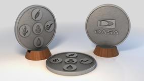 Medalha brinde