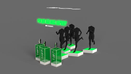 Nike Fast Pack - Ambientação