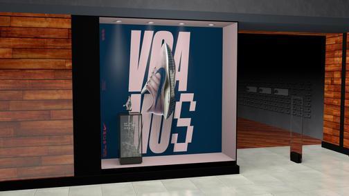 Nike Pegasus 35 - Vitrine