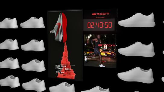Nike Pegasus Turbo - Expositor