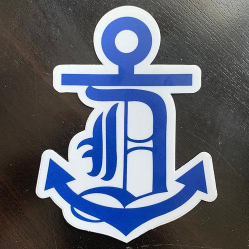 Admiral Pride Sticker