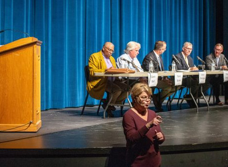 Welcome to Danville's Newly Elected School Board Members