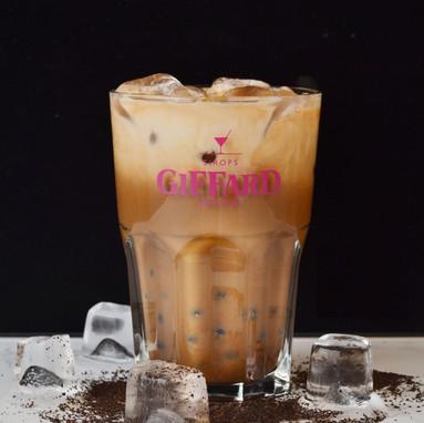 GIFFARD EARLGREY CARAMEL BUBBLE MILK TEA