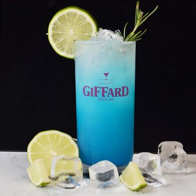 GIFFARD MILKIS BLUE LEMON ADE