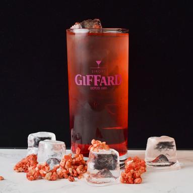 GIFFARD HIBISCUS STRAWBERRY TEA
