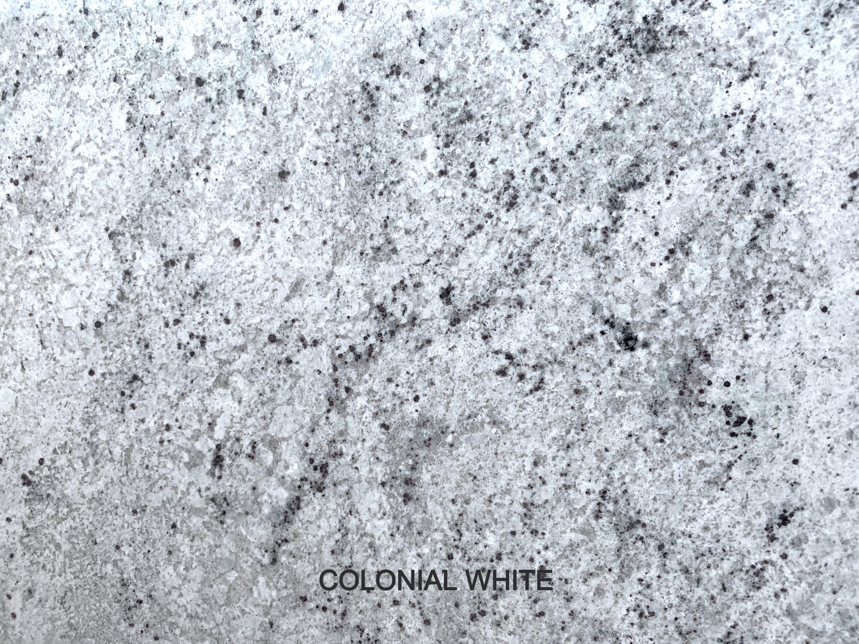 COLONIAL WHITE