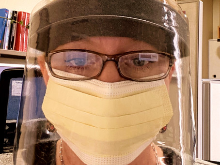 A Middle-Aged Doctor's Definition of PPE