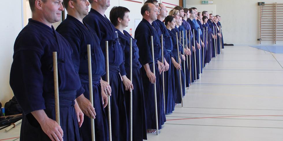 Internat. Iaido- & Jodo Seminar