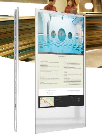 Design Indoor Wall Monitor