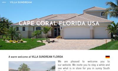 Cape Coral Florida Ferienhaus