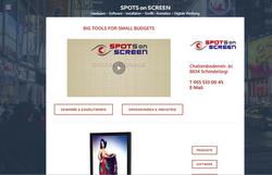 Spots on Screen
