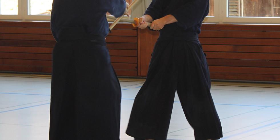 Jodo + Iaido Seminar 2020