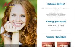 Schöne Zähne Zürich