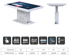 Interaktiver Touch-Tisch G-ZENTA
