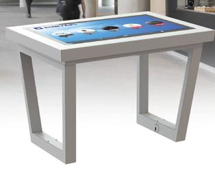 Interaktiver Touch-Tisch G-PETRA